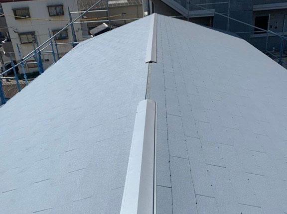 ⑤屋根葺き